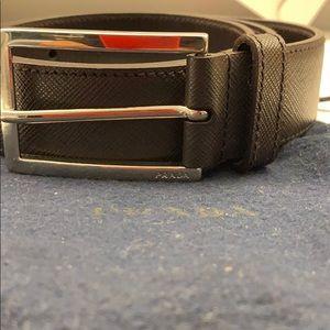 Men's Prada Belt